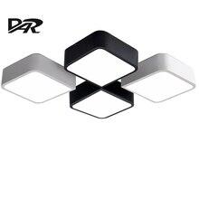 DIY Black/White Lamp Lighting