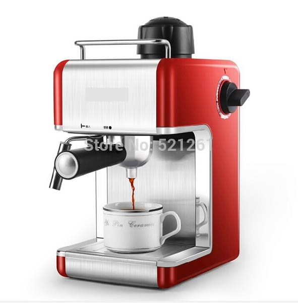 Italian Automatic Coffee Maker : Italy espresso coffee machine semi automatic maker Cup warming plate kitchen on Aliexpress.com ...