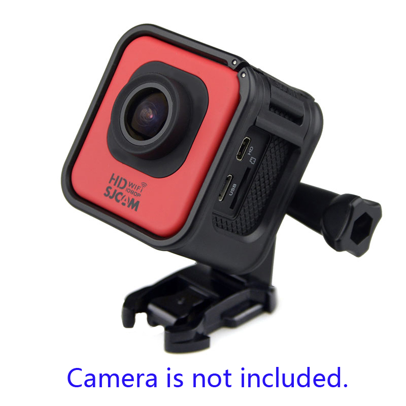 Free Shipping!!SJCAM Camera Accessories M10 series Model Protective Frame Set for SJCAM M10, M10 WiFi, M10Plus Sport Action Cam