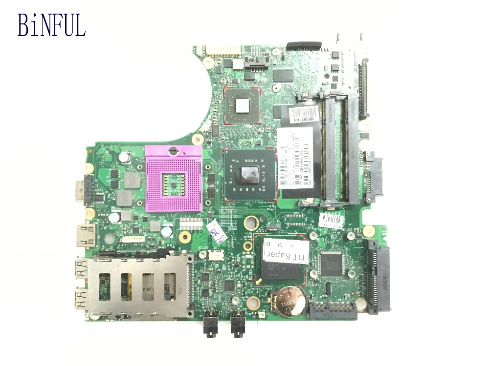 BiNFUL 100 WOKRING 574508 001 ddr2 FREE SHIPPING LAPTOP MOTHEBOARD FOR HP 4510S 4710S 4411S NOTEBOOK