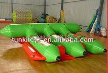 cheap plastic kayak Inflatable Water Games Flyfish Banana Boat
