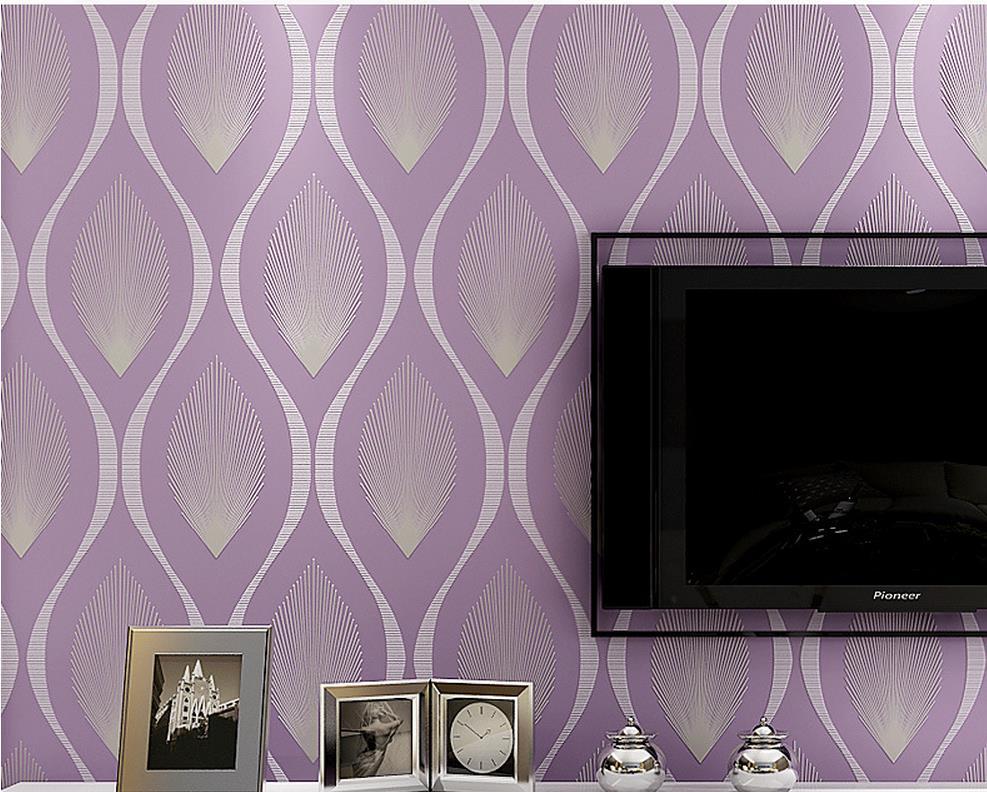 ФОТО Modern minimalist 3D stereoscopic environmental non-woven wallpaper bedroom living room TV background wallpaper personalized