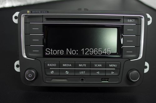 Oem Car Radio 3ad 035 185 W Cd Sd Aux For Vw Volkswagen Golf Mk5 Rhaliexpress: Vw Volkswagen Golf Mk5 Radio At Gmaili.net