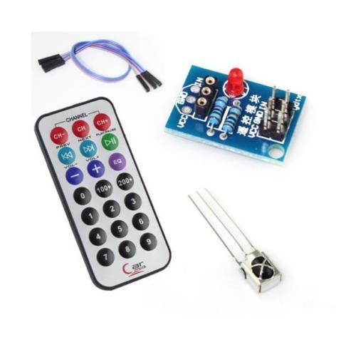 HX1838 Infrared Remote Control Module IR Receiver Module DIY Kit HX1838 For Arduino Raspberry Pi