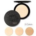 3 Cores caixa de Açúcar Nova Fabulous Pressionado Face Make up Pó Para Maquiagem Fundação Paleta de Todos Os Tipos de Pele de Óleo-controle