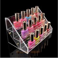 3 Tiers 18 Bottle Holding Cosmetic Organizer And Makeup Storage