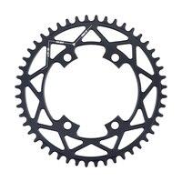 PASS QUEST Round Road Bike chain wheel crankshaft 110BCD 40T 52T Narrow Wide Chainring For R2000 R3000 4700 5800 6800 DA9000