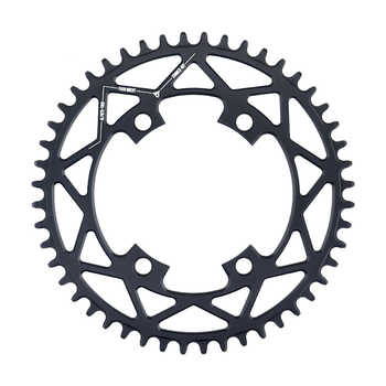 PASS QUEST Round Road Bike chain wheel crankshaft 110BCD 40T-52T Narrow Wide Chainring For R2000 R3000 4700 5800 6800 DA9000 - DISCOUNT ITEM  20% OFF Sports & Entertainment