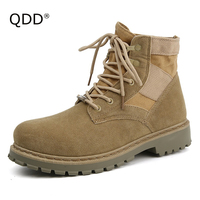 QDD Winter Collection Mountain Shoes Outdoor Hiking Shoes Super High Quality Wearable Bottom Durable Hiking Trekking
