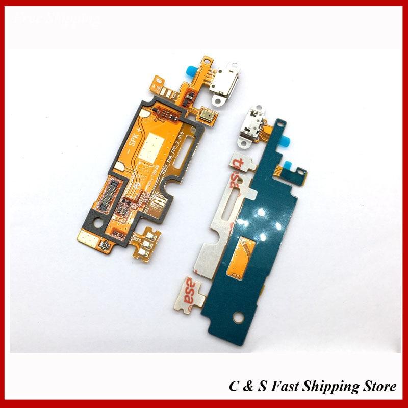 New Original USB Charging port Flex Cable For Infinix Zero3 X552 Dock Connector Charging Port Flex Cable Repair Parts