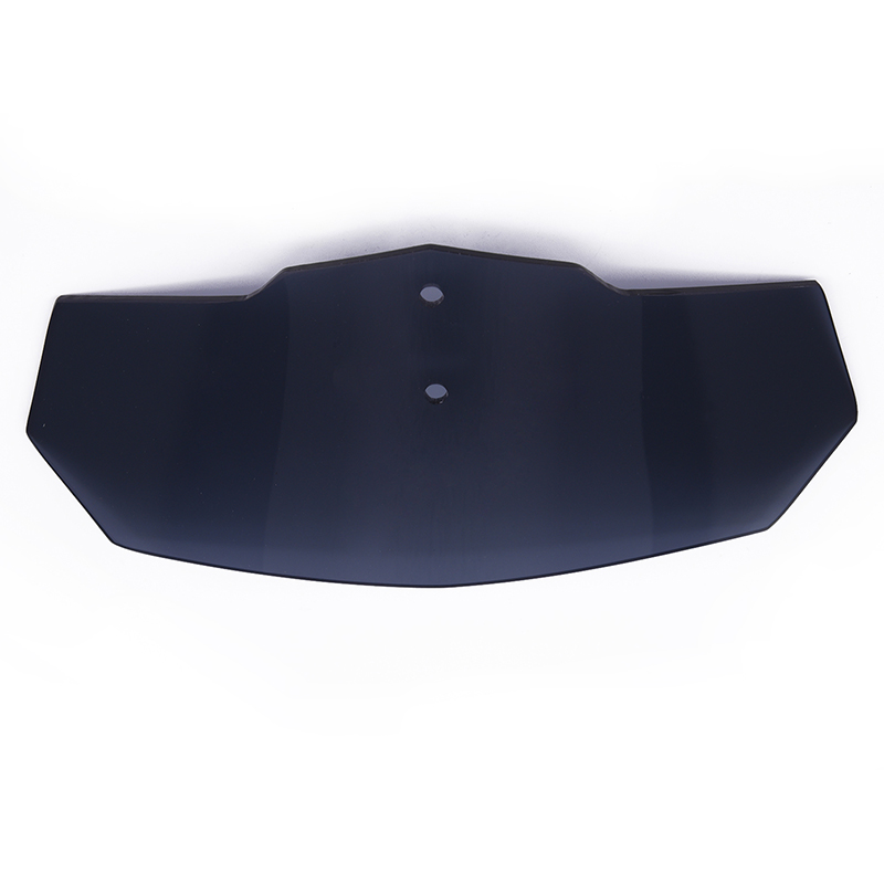 Motorcycle Scooter Windshield Extension Spoiler Windscreen Deflector Kit Access in Windscreens Wind Deflectors from Automobiles Motorcycles
