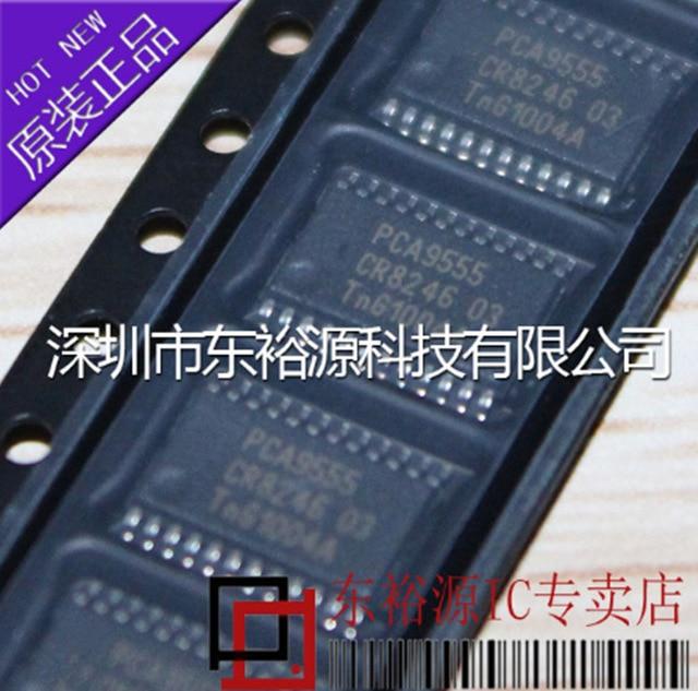 5pcs/lot PD9555D PCA9555 TSSOP-24 In Stock