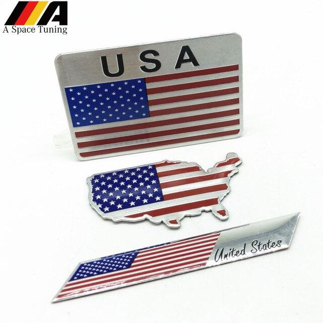 US $0.79 49% OFF USA United States National Flag Map Car Sticker Automobile on midwestern usa map, auto usa map, american flag usa map, license plate usa map, hitchhiking usa map, palm tree usa map, ski usa map,