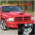 Envío Gratis 10 unids/lote White Interior Luces LED Para Dodge Dakota 1997-2004