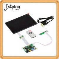 Jstping 10,1 дюймов HD 40-пен 1280*800 tablet ЖК-дисплей экран EJ101IA-01G драйвер платы монитор HDMI VGA AV LVDS ДЛЯ Малина