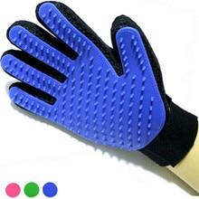 Банные перчатки для домашних животных, удаляющие грязь, массажные перчатки для пальцев, силиконовые перчатки для кошек, собак, товары для уборки, массажные перчатки для домашних животных, уход за волосами CW31