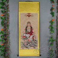 China Antique collection Bodhisattva diagram
