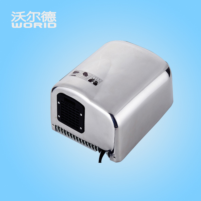 ITAS48 Stainless Steel Dry Hand Dryer Induction Style Hand Dryer Amazing Bathroom Hand Dryers Style