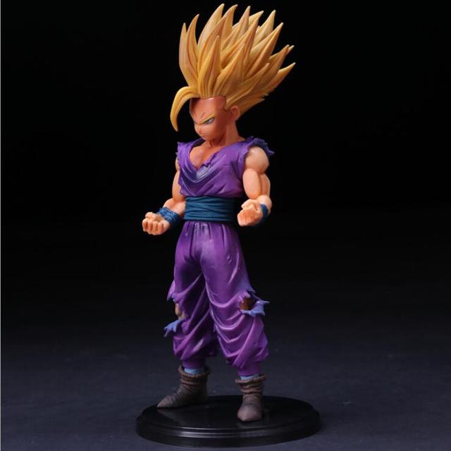 Super Saiyan Action Figure