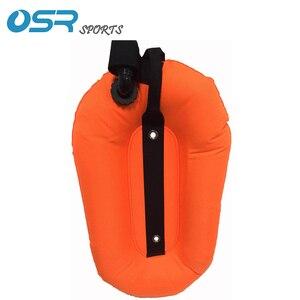 Image 2 - Стабилизатор для ныряния с аквалангом, с креплением на спинку, только крыло BCD, в стиле пончика, для глубокого погружения, 30 фунтов, DT30 со шлангом низкого давления без слота для тесьмы
