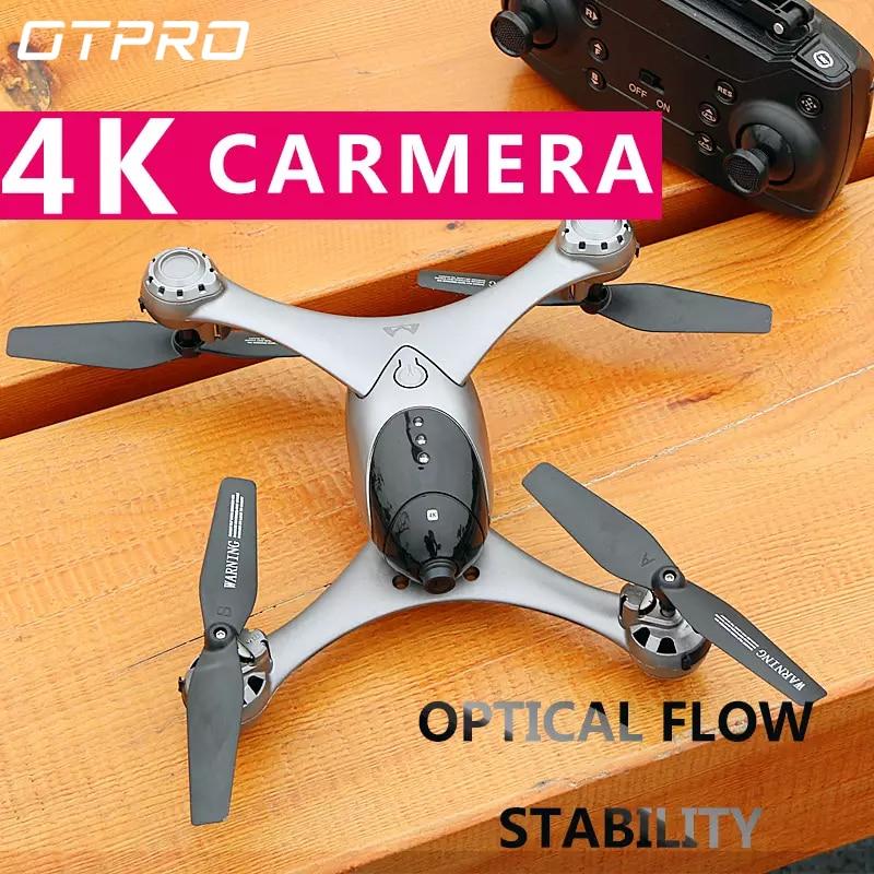 SMRCS6 2MP Rc Drone Quadcopter com Câmera Wifi FPV Dobrável Selfie Altitude Hold Headless Dron RC DRONES Controle Por Gestos vs e58