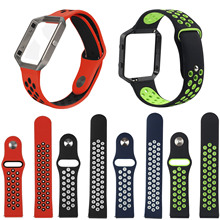 Gosear 23MM Silicone Breathable Replacement Bracelet