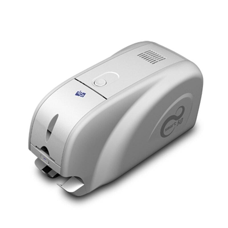 Smart IdP 30 s ПВХ id card printer односторонний