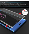 Imak Anti-Explosion 3D Curved Full Cover Tempered Glass For Sony Xperia X Compact F5321 Screen Protector for Sony X Mini Glass