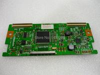 Frete grátis placa lógica tela de LCD TV. 6870 c-0243 c LC420/LC470WUN-SBA1 LCD vidro T-CON