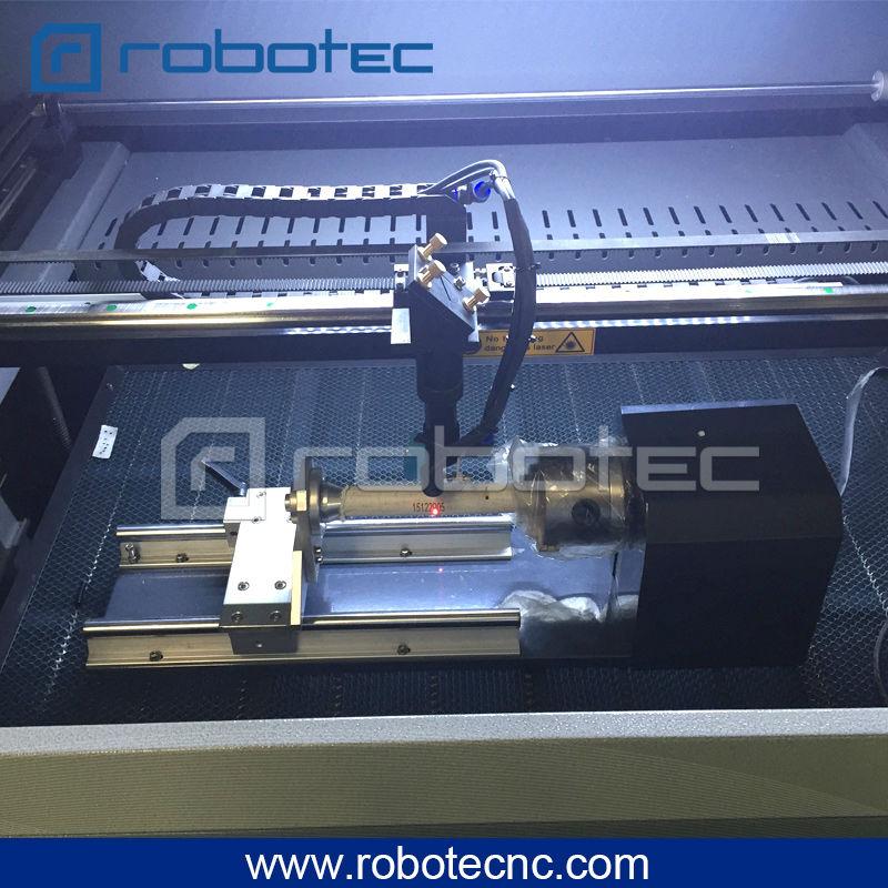 tagliatrice laser CO2 8060 best-seller 9060 per il taglio di - Attrezzature per la lavorazione del legno - Fotografia 6