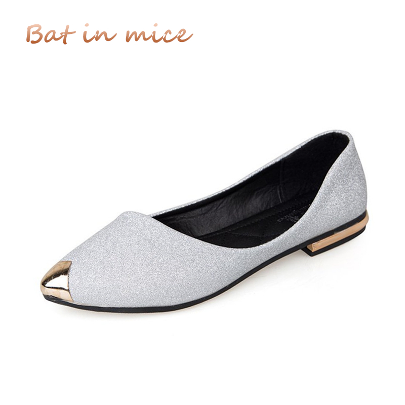 Hot 2018 fashion women shoes spring and summer Breathable PU flats shoes casual ballet laides shoes women zapatos 3 colors S010 women s shoes 2017 summer new fashion footwear women s air network flat shoes breathable comfortable casual shoes jdt103