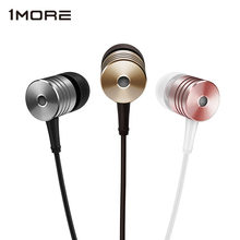 Original 1MORE Piston 2 Classic In-Ear Earphone with Microphone and Remote for Apple iOS and Android Phone Xiaomi Xiomi Xiami(China)