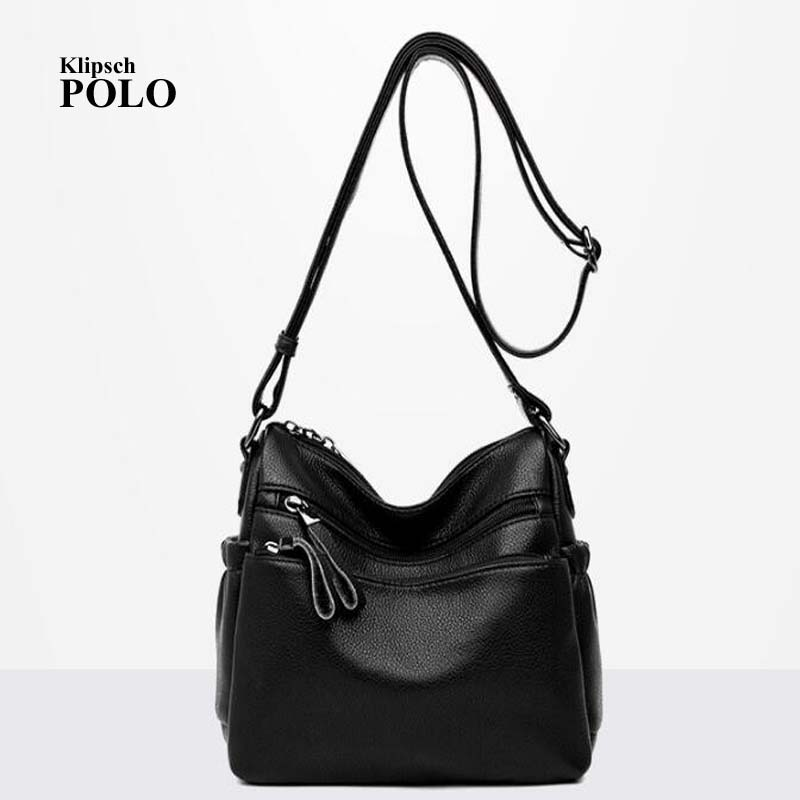 Women Messenger Bags For Women Designer Handbag Retro Tote Shoulder Bags Vintage Bolsa Feminina Top-handle Bag