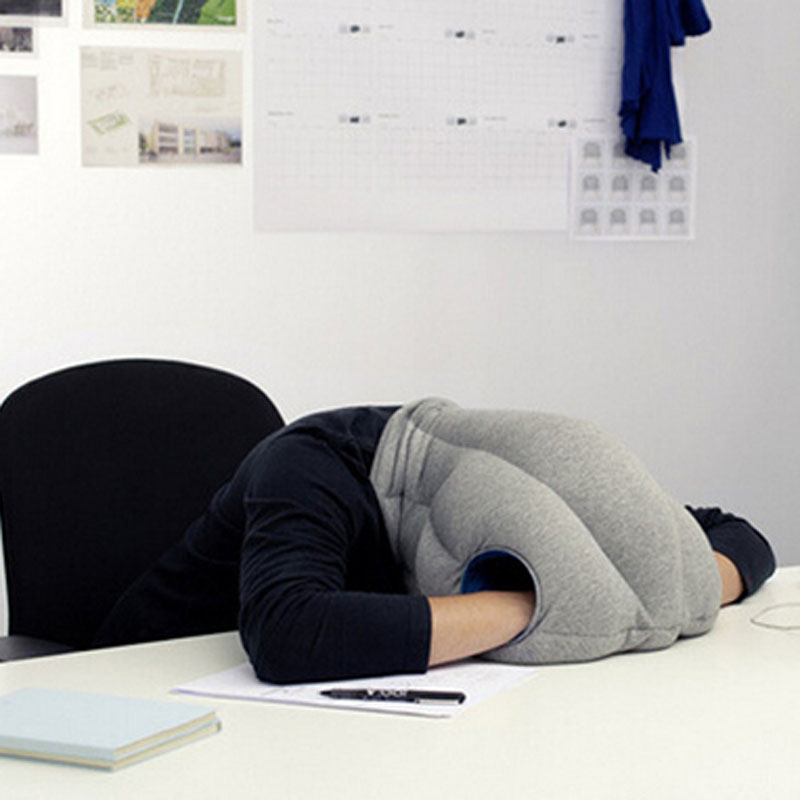 office sleeping pillow. hot magical ostrich sleeping pillow useful travel work office nap pillows car everywhere nod off
