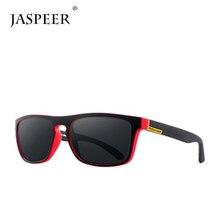 JASPEER Поляризованные солнцезащитные очки Спортивные солнцезащитные очки Защита от ультрафиолетовых ╬