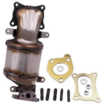 For 2009-2011 Honda Ridgeline 3.5L V6 Radiator Side Catalytic Converter Front LH