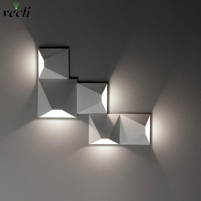 Neue Postmodernen einfache kreative wand licht led schlafzimmer ...