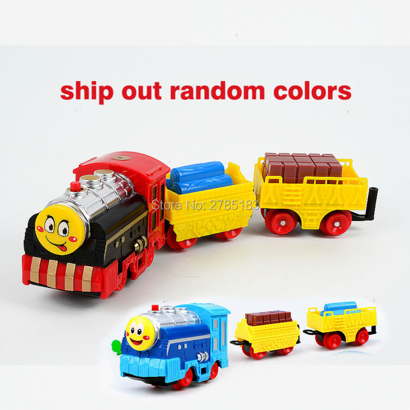 100% Quality Thomas Electric Car Toy For Orbit Track Toy ,electric Trains Car Baby Railway Car Educational Toys For Children