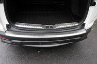 2* Outer + Inner Rear Bumper Protector Sill Plate Cover For Honda CR V CRV 2017 2018