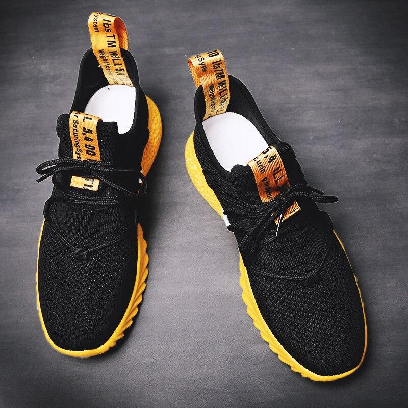 HTB1LHFbJVzqK1RjSZSgq6ApAVXaz 2019 New Casual Shoes Men Breathable Autumn Summer Mesh Shoes Sneakers Fashionable Breathable Lightweight Movement Shoes