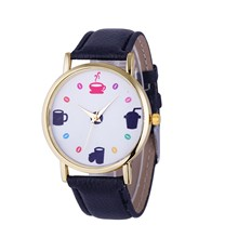 Fashion Watch Montre Femme Ladies Leather Stainless Steel Date Dress Quartz Analog Wrist Watches For Women Reloj mujer Feida