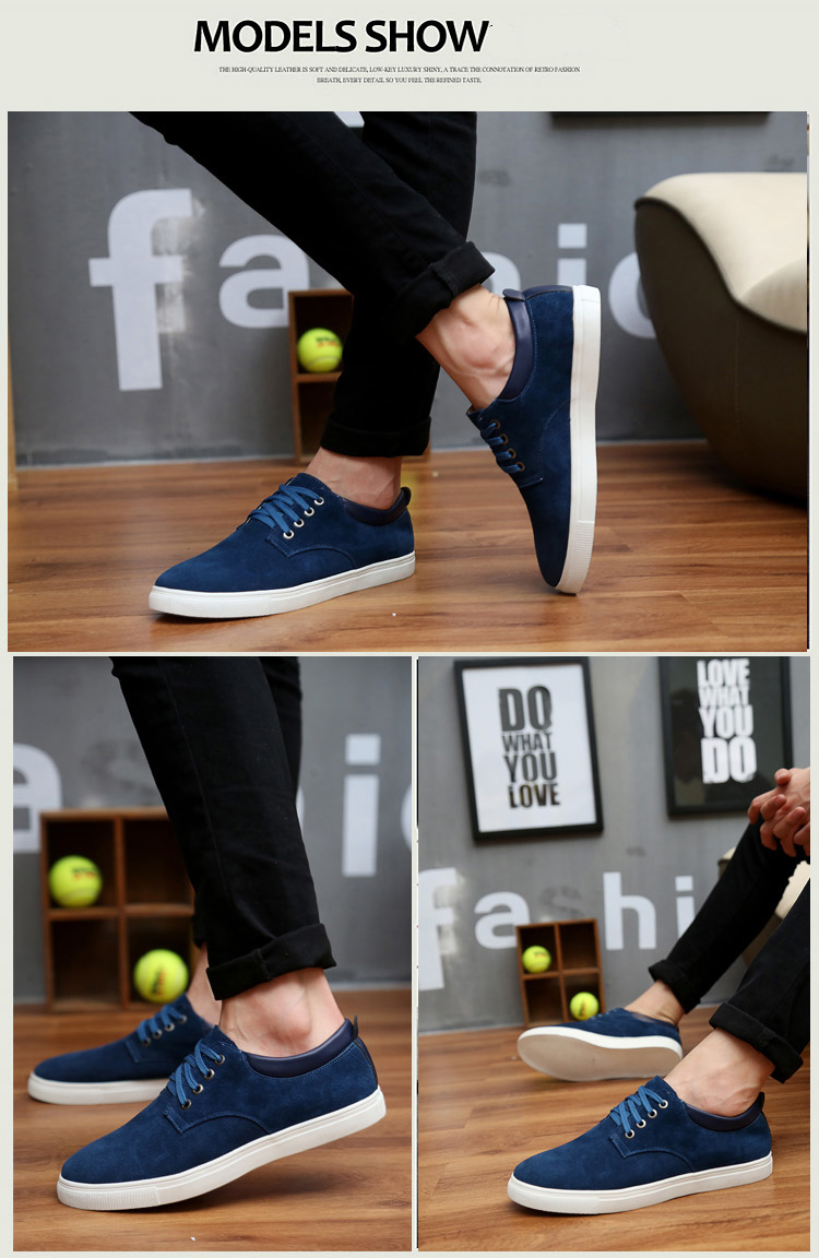Men's Male Fashion Flats 15