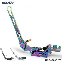 EPMAN Neo Chrome Adjustable Aluminum Vertical Hydraulic Drifting Hand Brake With Special Master Cylinder EP B88008