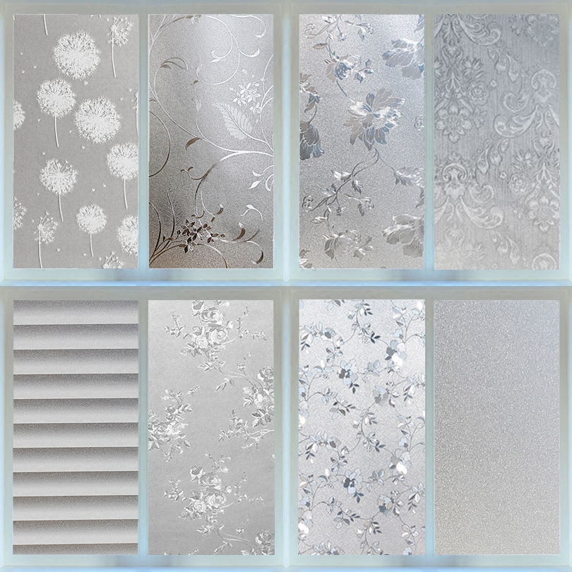 decorative film for bathroom windows 60x100cm more style static glass film bathroom windows privacy  static glass film bathroom windows