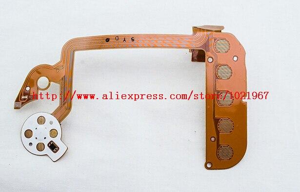 SLR digital camera repair and replacement font b parts b font D200 backshell key board cable