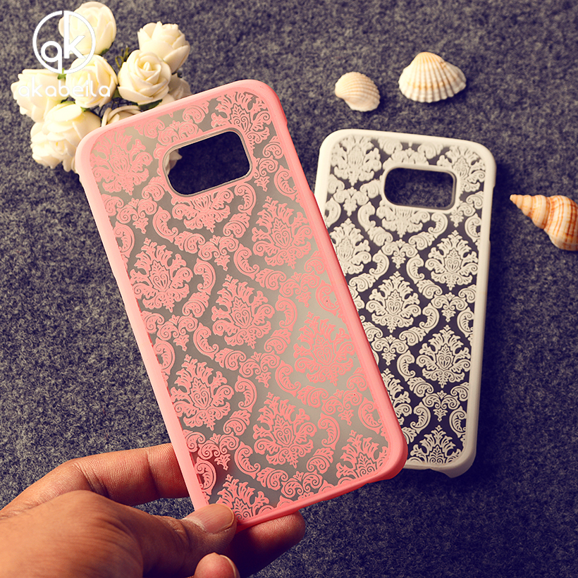 AKABEILA Rubberized Painted RetroPhone Cases For Samsung Galaxy S6 <font><b>Edge</b></font> Plus\<font><b>S7</b></font> <font><b>Edge</b></font>\plus\S7262\S7262 Plastic <font><b>Phone</b></font> Cover