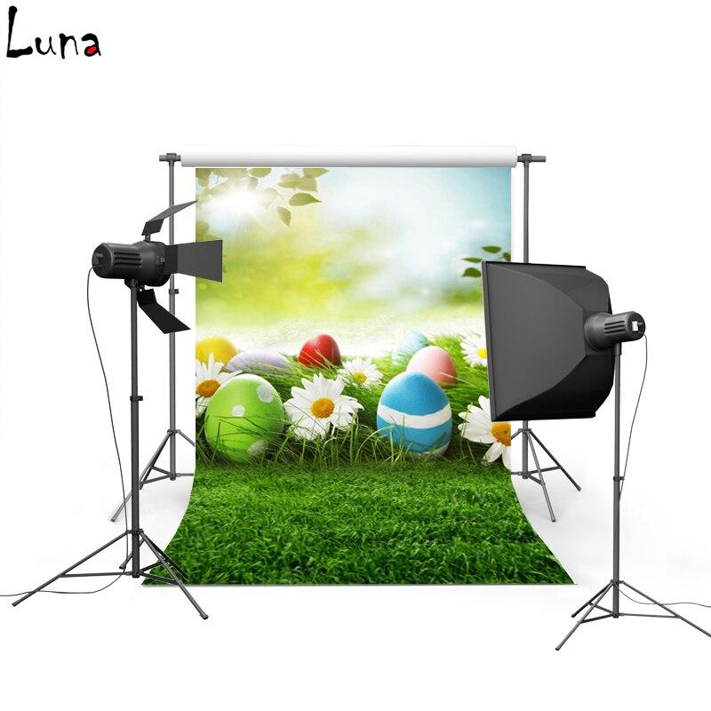 Happy Easter Egg Vinyl Photography Background For Newborn ...