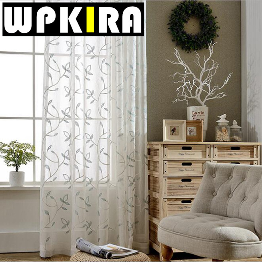 Online Get Cheap Sheer White Curtains -Aliexpress.com | Alibaba Group
