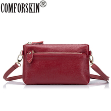 COMFORSKIN Brand New Arrivals Womens Bags 2018 Hot Fashion Bolsa European And American Women Messenger Bag Best Price On Sales