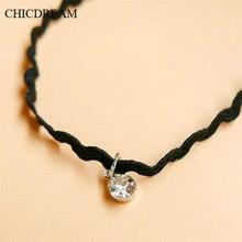 2017 Bohemian Romantic Simple Crystal Wave Shape Lace Anklet Bracelet Women Sandals Jewelry Beach Barefoot Chain Party Pendant